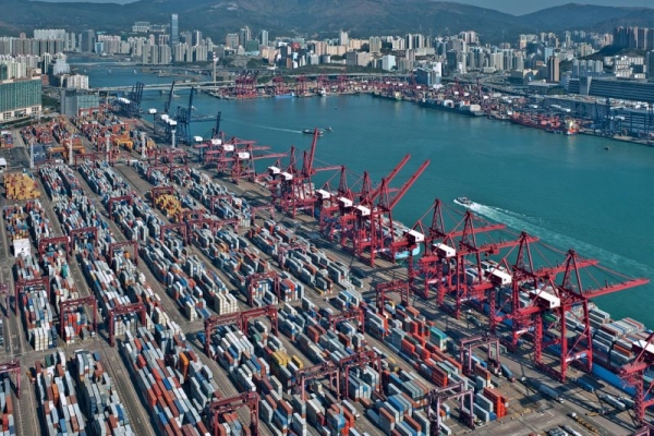 The Analyst: port of Hong-Kong 2030-compliments and comments