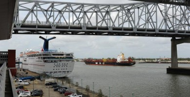 Cooperation and vertical integration in cruise ports