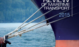 Published: UNCTAD review of maritime transport 2015