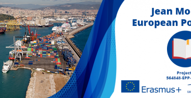 Jean Monnet action European Port Policy: focus on Italy