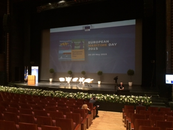 European Maritime Day 2015 in Athens: PortEconomics participating in the debate