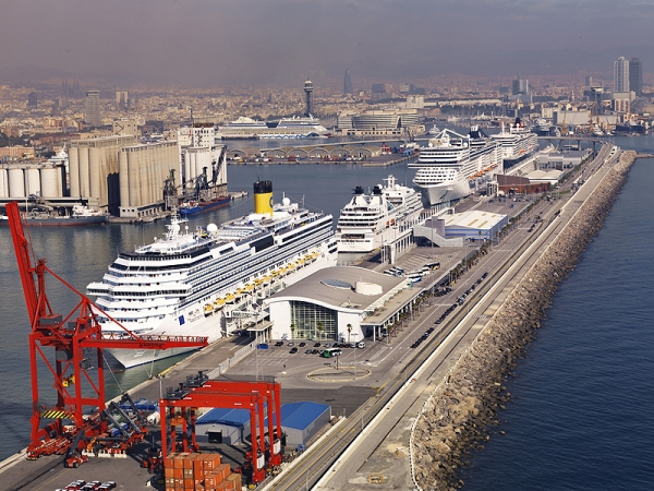 OECD report on the state of the art of the cruise industry & cruise ports