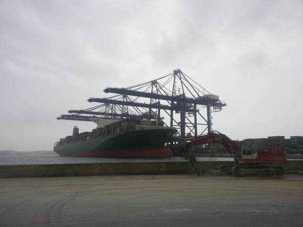 Piraeus port privatization: trick or treat?