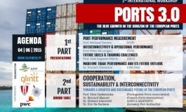 Ports 3.0: The blue growth in the horizon of the european ports