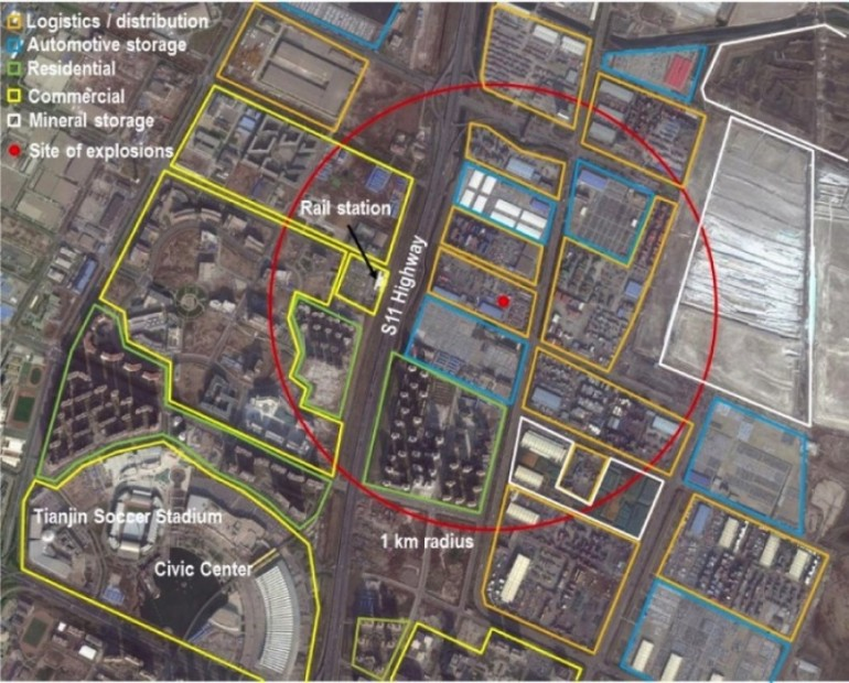Anatomy of a Port Disaster: The Tianjin Port Explosions