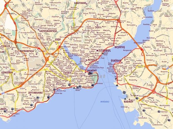 Turkey: Istanbul as a cruise hub in East Meditteranean