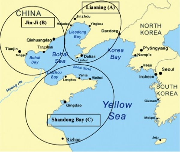 SMPs in multi-port gateway regions: the case study of northeast of China