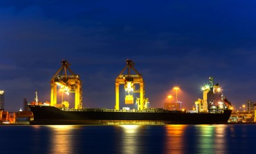 Container vessel turnaround times across the world