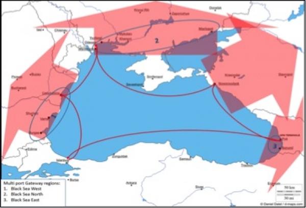 Black Sea: an emerging multi-port gateway region