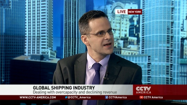 On global container shipping: dealing with overcapacity and declining revenue