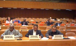 Contributing to the review & adoption of ILO guidelines on training in the port sector