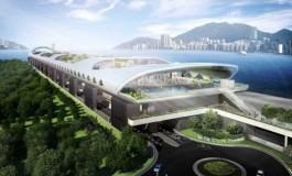 Kai Tak cruise terminal in Hong Kong: site selection process
