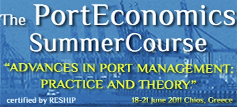 PortEconomics summer course: the diary of a successful event