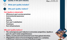 Quality: what is out there for ports?