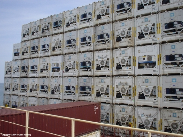 Reefers in north american cold chain logistics: evidence from western canadian supply chains
