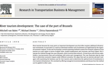 River tourism development: the case of the port of Brussels