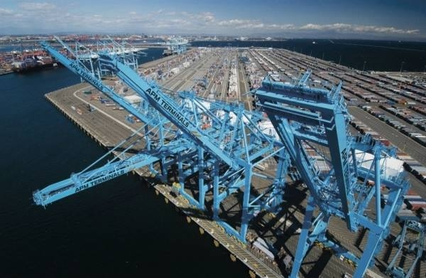 The impact of competition on container port (in)efficiency
