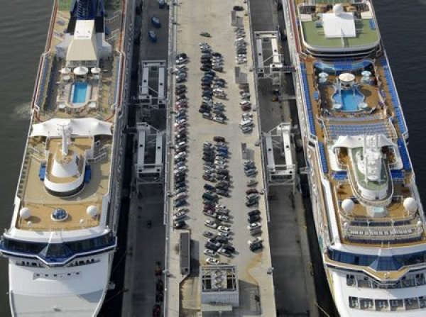 Incentives in cruise terminal concession contracts