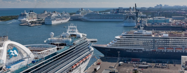 How can cruise ports associations represent the sector best?