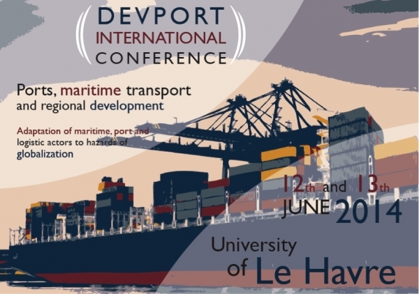 DEVPORT conference: strategies to increase sustainable competitiveness in ports & maritime logistics