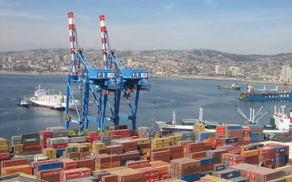Port investment and container shipping markets: An OECD report