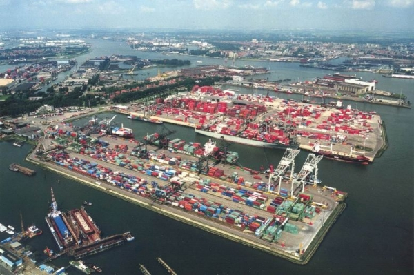 Presentation: The Changing Landscape of Port Finance