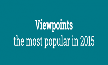 Viewpoints: the most popular in 2015