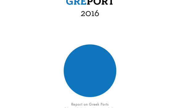 GREPORT 2016: Report on Greek ports available in English