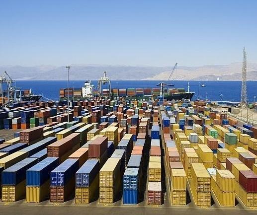 Constanza port: globalisation in progress