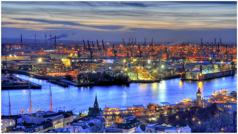 Port Performance Research Network (PPRN) meets in Hamburg