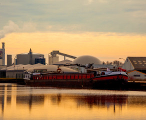 Measuring the economic impact of inland ports in the Netherlands