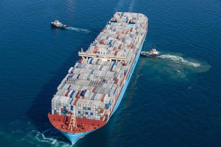 Three irrelevant reasons why Maersk & co should not invest in more ultra large container ships