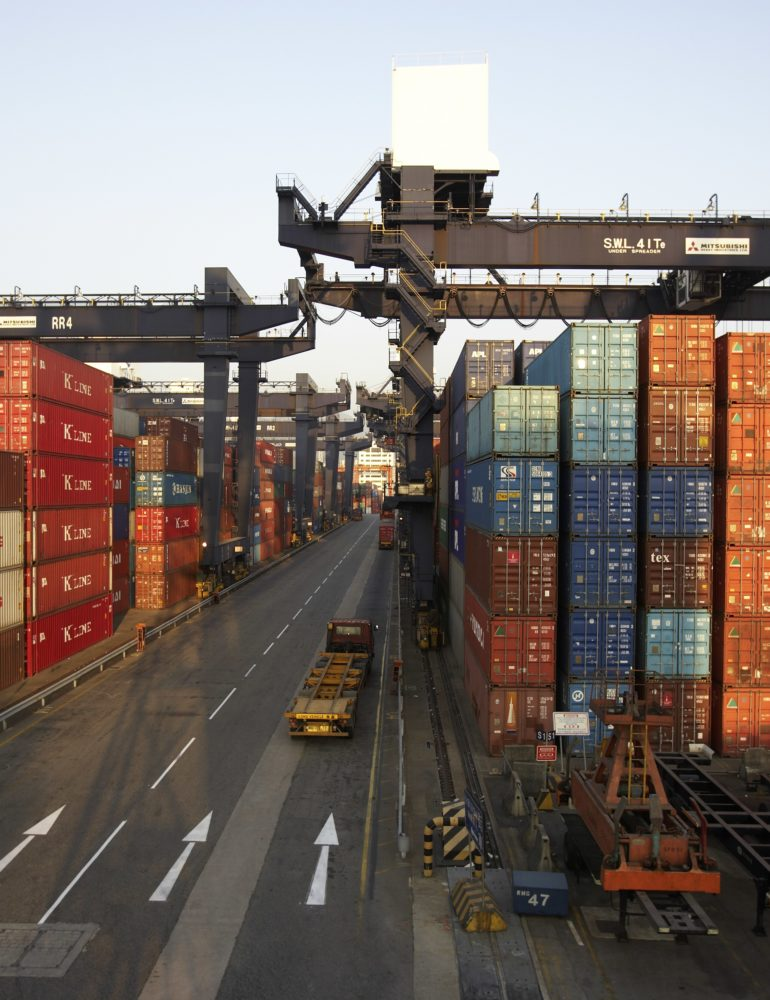 What is the future for small container ports?