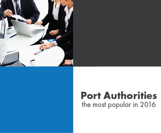 Port Authorities: most popular 2016