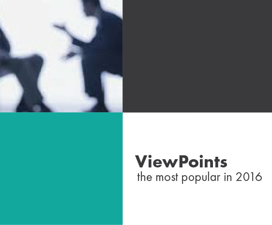 Viewpoints: most popular 2016