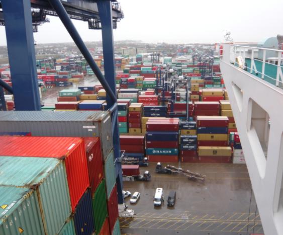 Ports: an app a day