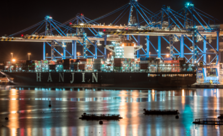 Risky times for ports