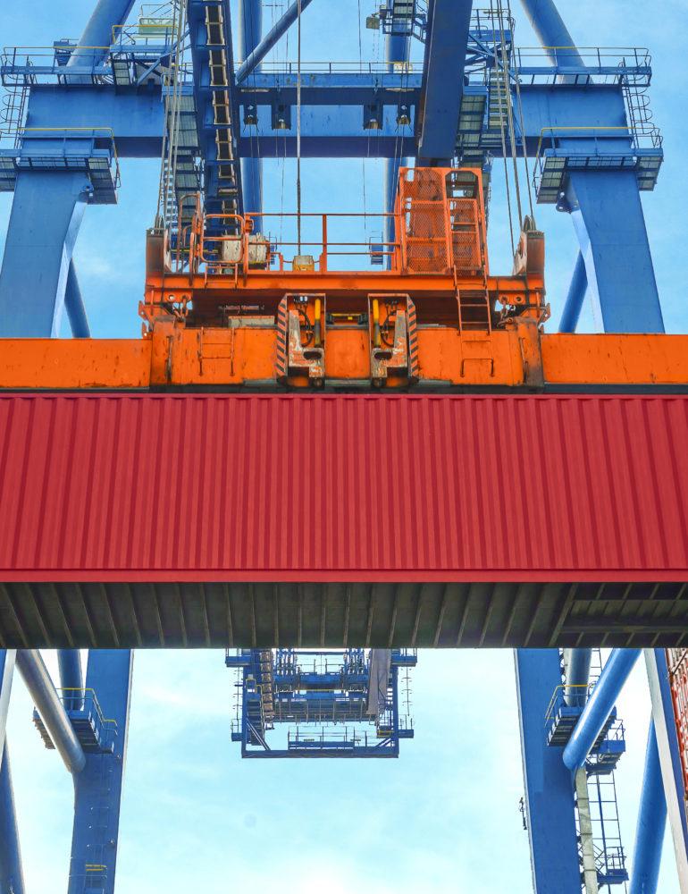 Using tariff for port economic impact of cargo movement