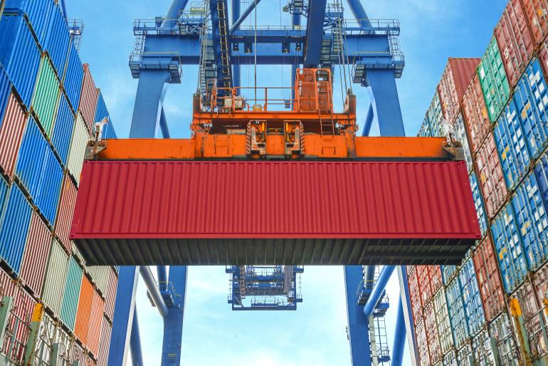 Disruption on the docks