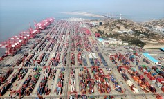 How are Chinese ports organized?