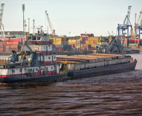 """The case of the """"old-fashioned"""" Latinamerican ports"""
