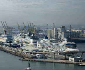 Cruise ports & economies of scale in cruise shipping: the Med