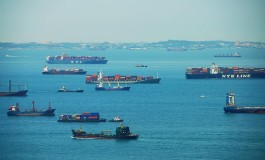 The bottlenecks of global maritime shipping as transshipment clusters