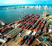 PortReport | Caribbean container port catchment areas: 1998-2016 evolution and the risk of over-investment