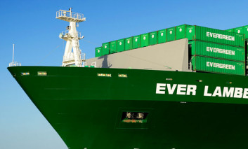 Green liner shipping network design