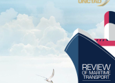 UNCTAD releases review of maritime transport 2017