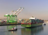 Green practices in port authority management