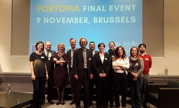 PortEconomics members shape outcome and final event of the PORTOPIA project
