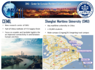 PortEconomics member leads Center for Eurasian Maritime & Inland Logistics (CEMIL) in Shanghai