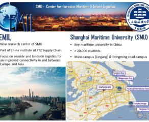 PortEconomics at the forefront of maritime & logistics research: inauguration of Center for Eurasian Maritime & Inland Logistics (CEMIL) in Shanghai